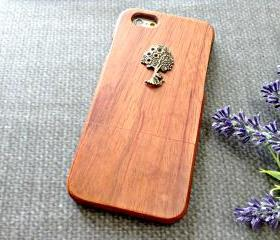 Tree iPhone 6 wood case, iPhone 6 plus wood case, iPhone 5 5s wood case